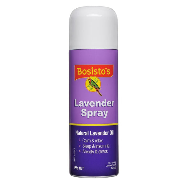 Bosisto's Lavender Spray My BB Bounce