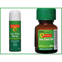 Bosisto's Tea Tree Spray & Tea Tree Oil Twin Pack My BB Bounce