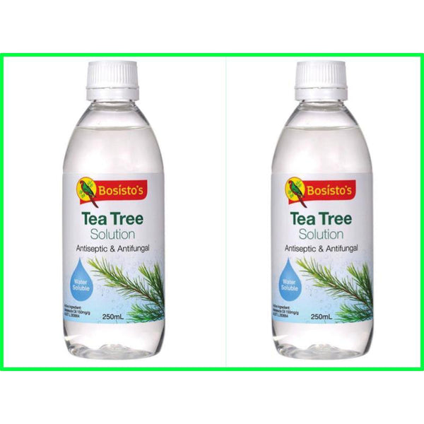 Bosisto's Tea Tree Solution Value Pack mybbbounce.com