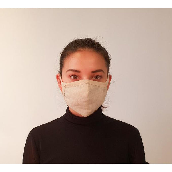 Ionised Copper & Acrylic Cotton Face Masks mybbbounce.com