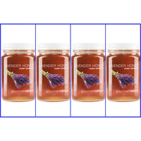 Lavender Infused Australian Honey Gift Pack 4 x 170g