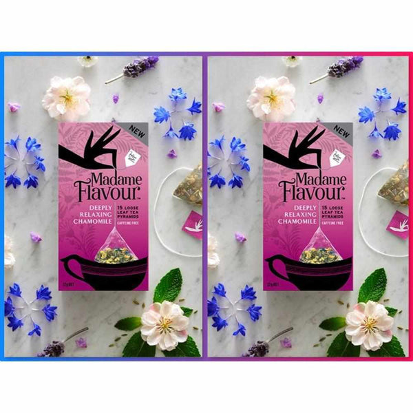 Madame Flavour Deeply Relaxing Tea Twin Pack My BB Bounce
