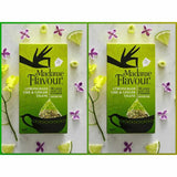 Madame Flavour Lemongrass Lime & Ginger Tisane Twin Pack