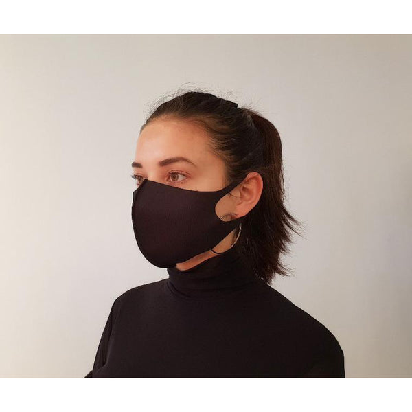 Antibacterial Treated Polyester Face Masks mybbbounce.com