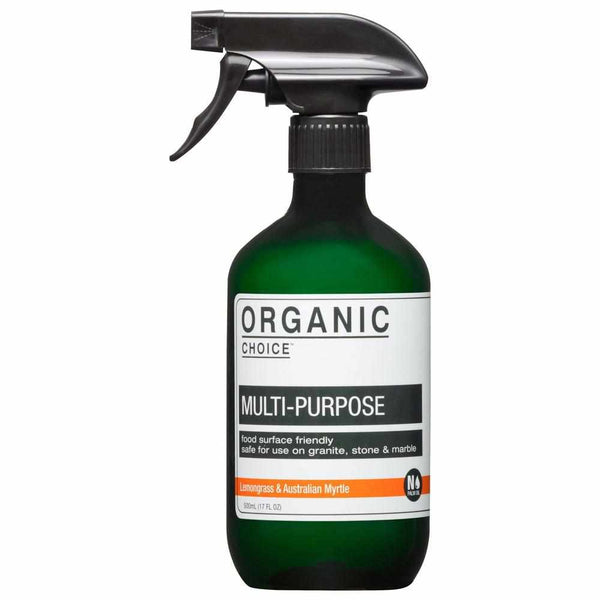 Organic Choice Lemongrass & Australian Myrtle Multi Purpose Cleaner mybbbounce