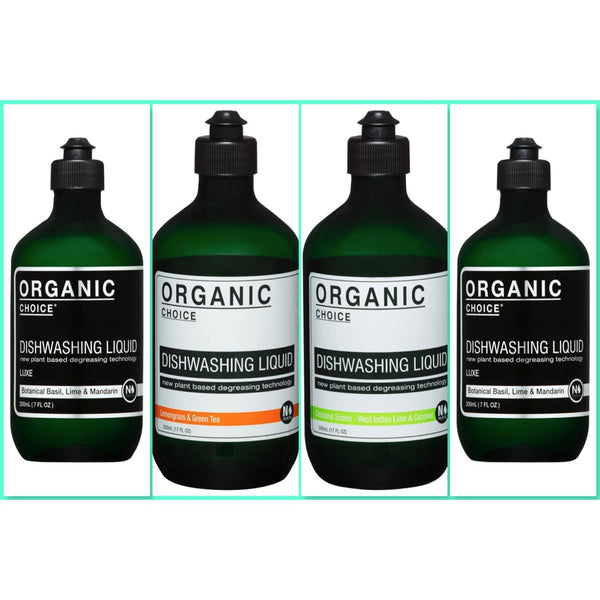 Organic Choice Dishwashing Liquid mybbbounce.com