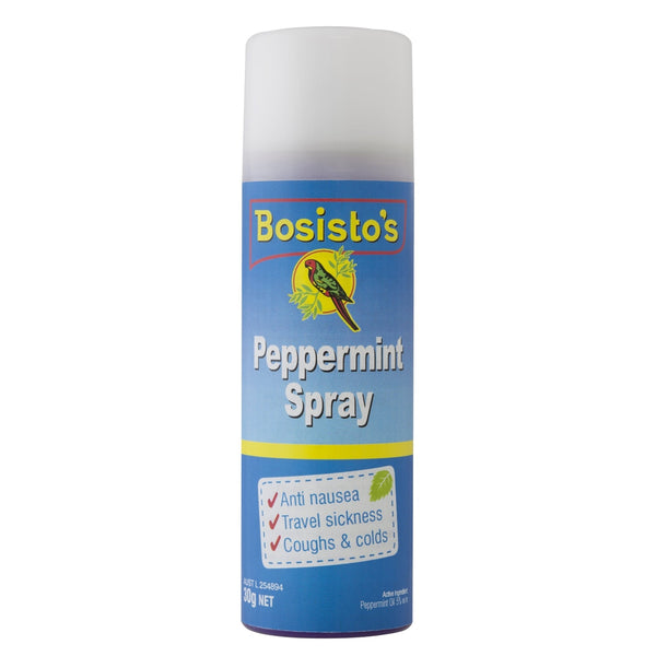 Bosisto's Pure Peppermint Spray