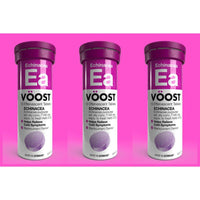 Vöost Echinacea Cold Relief Effervescent Tablets Trio My BB Bounce