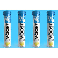 Vöost Magnesium Effervescent Tablets 20's Four Pack My BB Bounce
