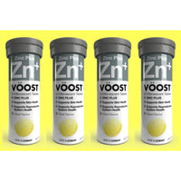 Vöost Zinc Plus Effervescent Tablets Four Pack My BB Bounce