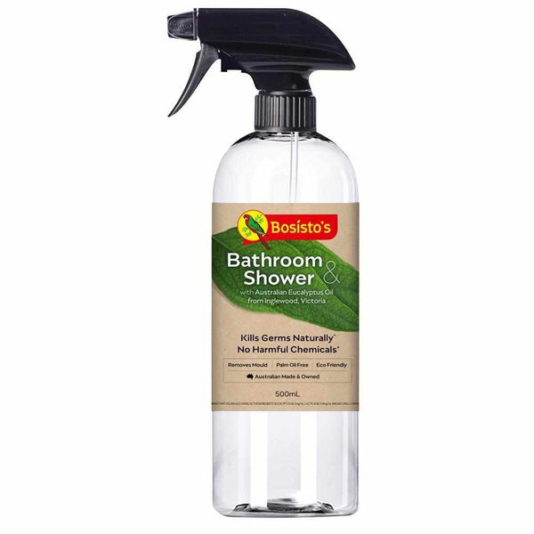 Bosisto's Bathroom & Shower Cleaner-Bosisto's-BB Bounce