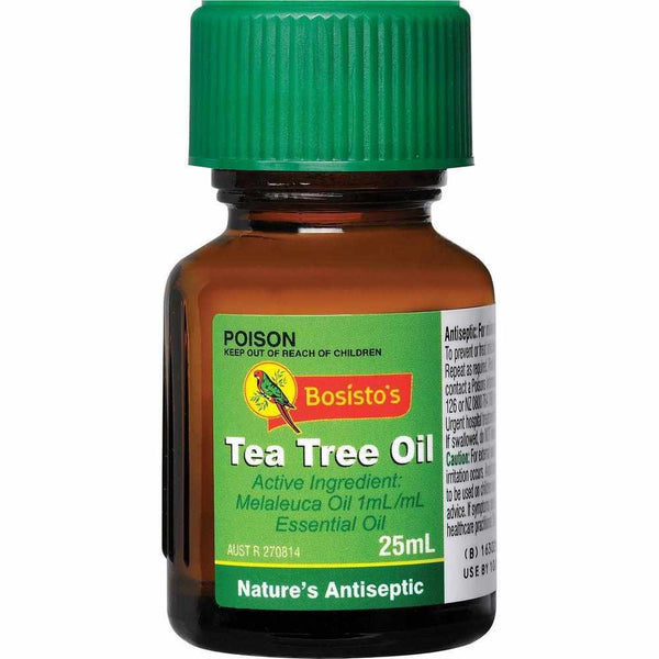 Bosisto's Natural Pure Tea Tree Oil-Bosisto's-BB Bounce