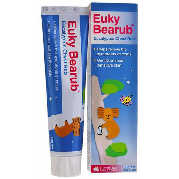 Euky Bear Natural Eucalyptus Chest Rub-Euky Bear-BB Bounce