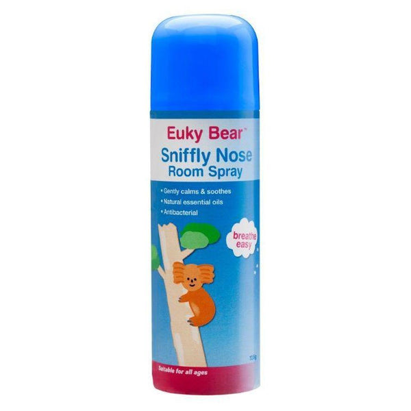 Euky Bear Sniffly Nose Room Spray-Euky Bear-BB Bounce