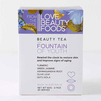Love Beauty Foods Fountain Of Youth Beauty Tea-Love Beauty Foods-BB Bounce