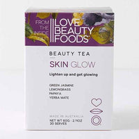 Love Beauty Foods Skin Glow Beauty Tea-Love Beauty Foods-BB Bounce