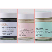 Love Beauty Foods Teeth Whitening Set For White Shiny Teeth-Love Beauty Foods-BB Bounce