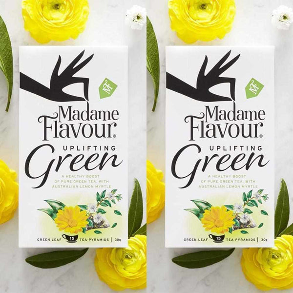Madame Flavour BUY 2 & SAVE Uplifting Green Tea-Madame Flavour-BB Bounce