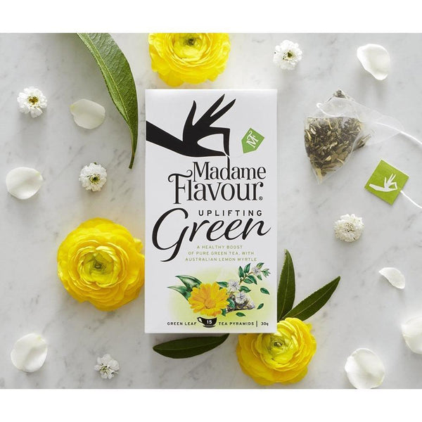 Madame Flavour Uplifting Green Tea-Madame Flavour-BB Bounce