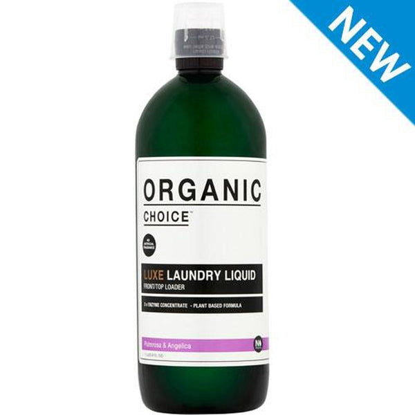 Organic Choice Rose & Angelica Laundry Liquid mybbbounce