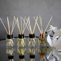 Organic Choice West Indian Lime & Coconut Fragranced Reed Diffuser-Organic Choice mybbbounce