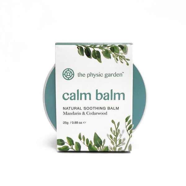The Physic Garden Calm Balm Natural Soothing Balm For Body & Mind-The Physic Garden-BB Bounce