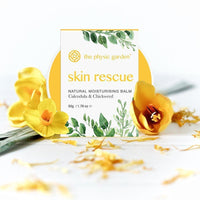 The Physic Garden Skin Rescue Soothing & Moisturising Balm-The Physic Garden-BB Bounce
