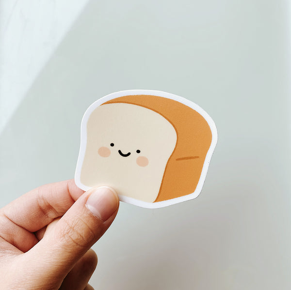 Bread Loaf Decal Sticker