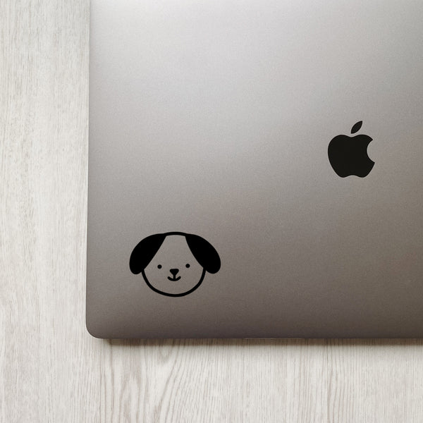 Cute Dog Decal