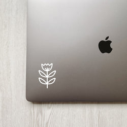 Tulip Flower Decal