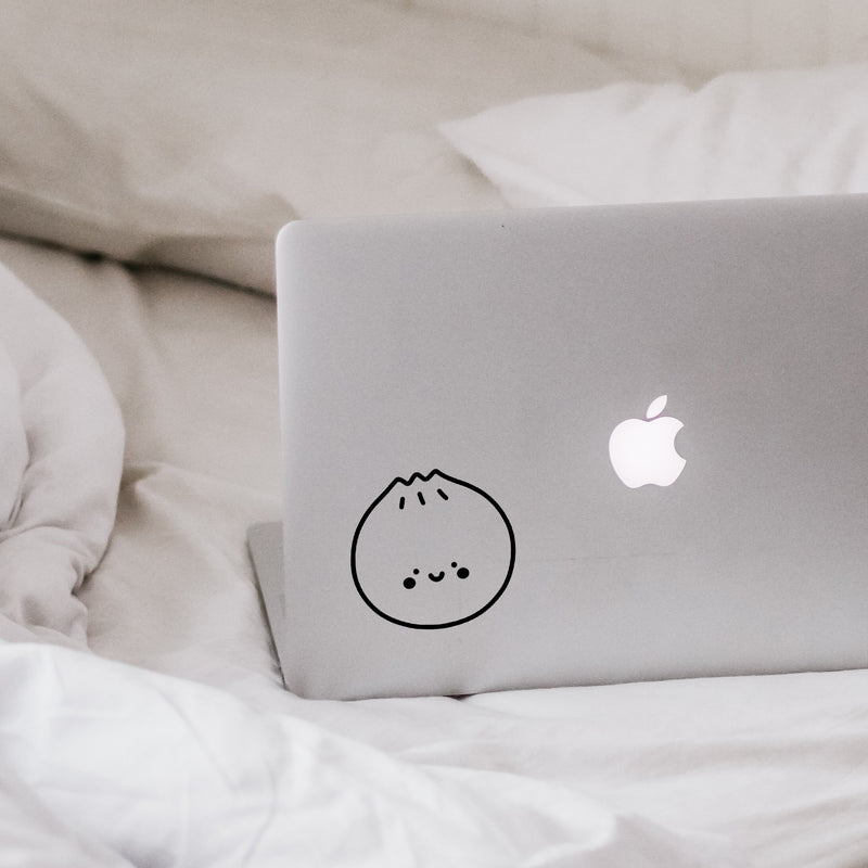 Cute Dumpling Decal
