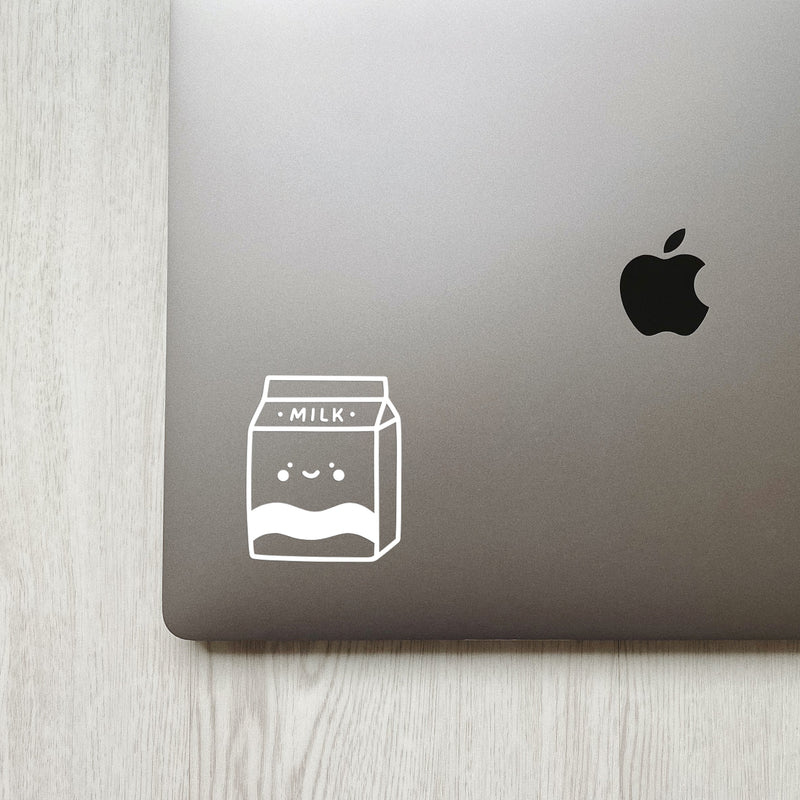 Milk Carton Decal