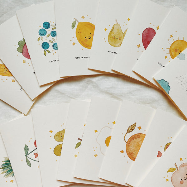 Card Set of 4