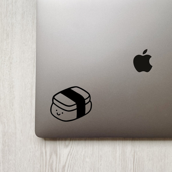 Cute Sushi Musubi Decal
