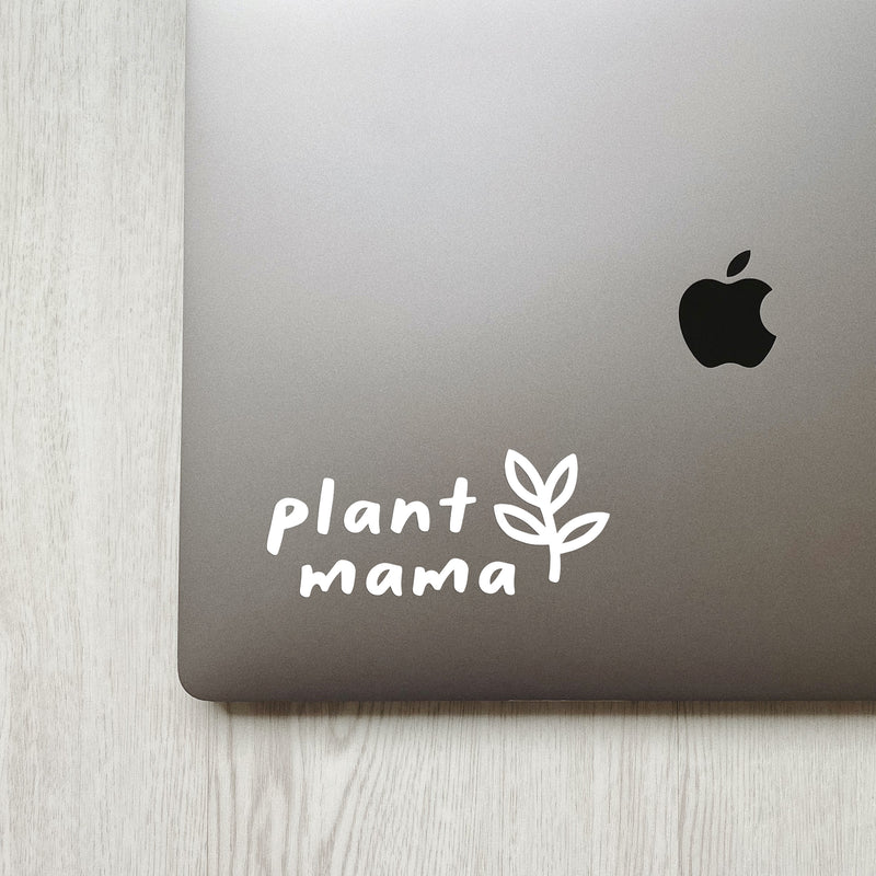 Plant Mama Decal