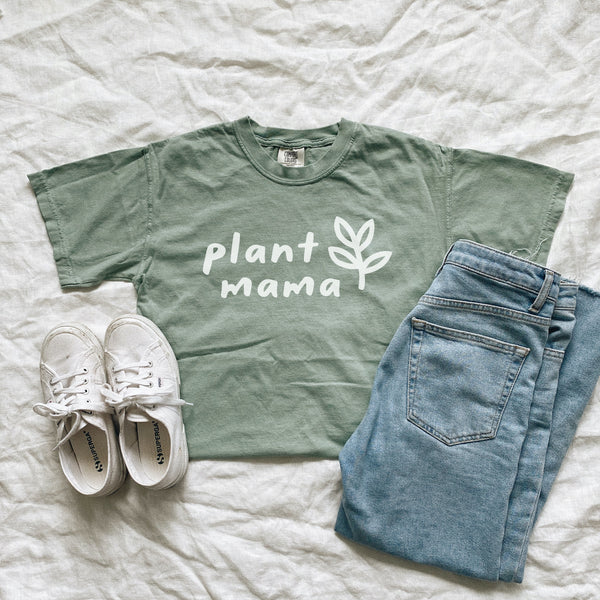 PREORDER - Plant Mama Graphic Tee