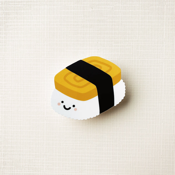 Tamago Sushi Decal Sticker