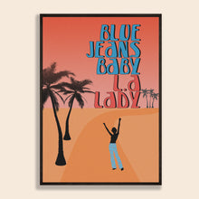 Load image into Gallery viewer, Tiny Dancer Print