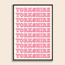 Load image into Gallery viewer, Yorkshire Print