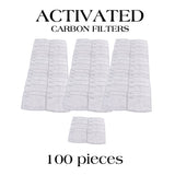Activated Carbon Filters PM 2.5 for Face Masks