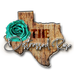 The Distressed Rose