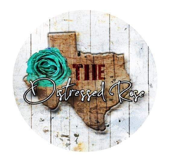 The Distressed Rose Gift Card $10.00 Gift Cards