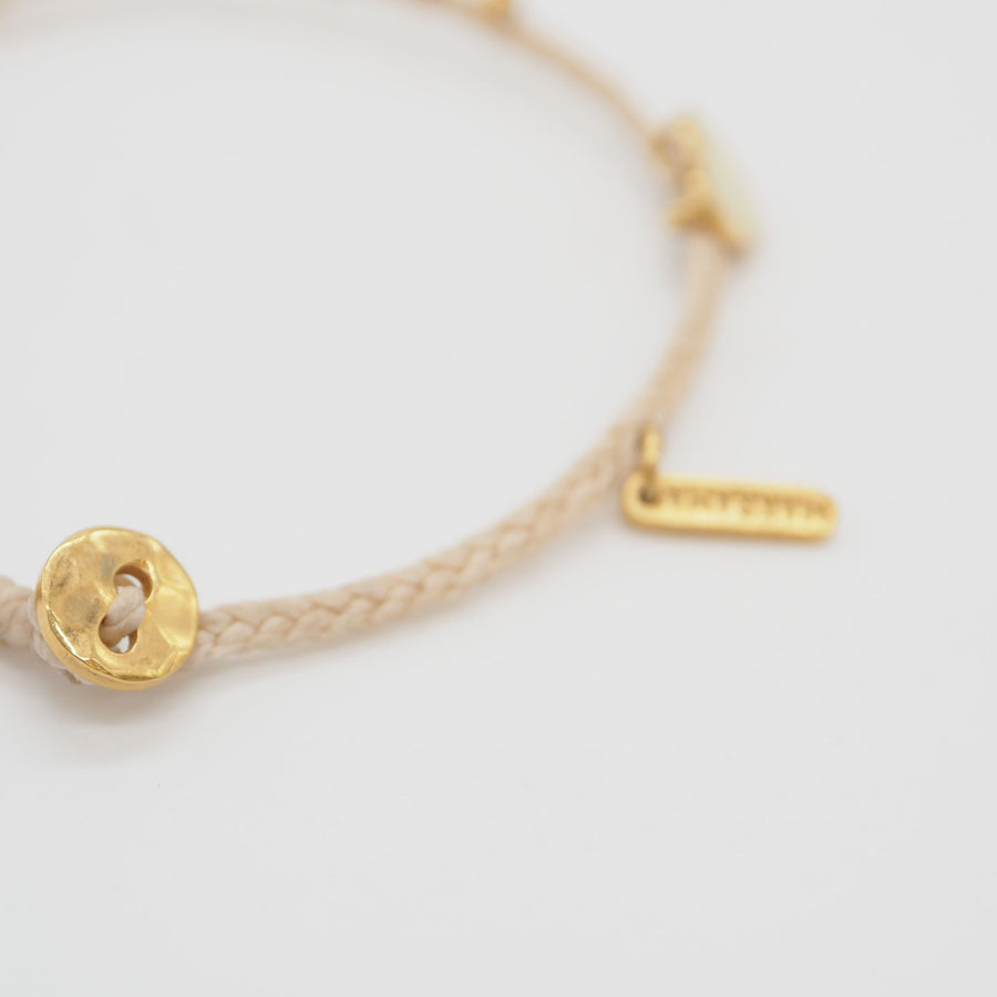 PULSERA BIG LOVE ORO