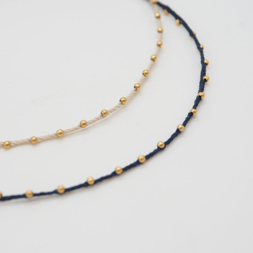 LIA GOLD NECKLACE