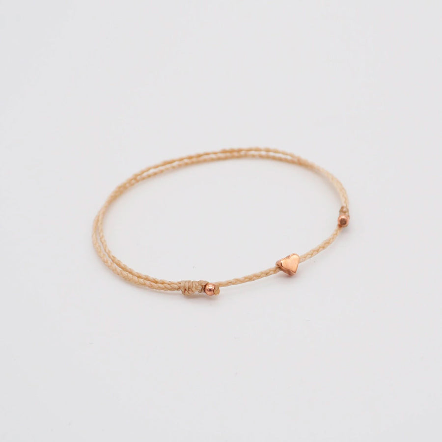 PINK GOLD MINI LOVE BRACELET