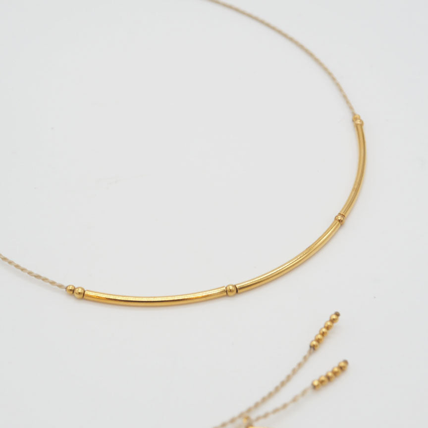 COLLAR TUBULAR ORO