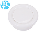 100mm Round Plastic Ceiling Valve With Fixing Ring
