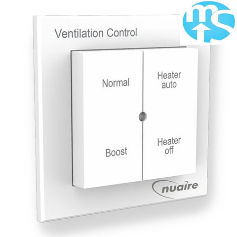 Nuaire Four Way Switch for Drimaster Eco Heat HC