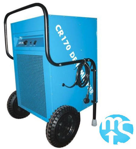 Broughton CR170 Dehumidifier *170l Per Day* DUAL VOLTAGE