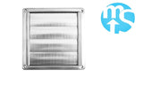"Stainless Steel 125mm 5"" Gravity Flap Vent *Perfect for intermittent fans*"